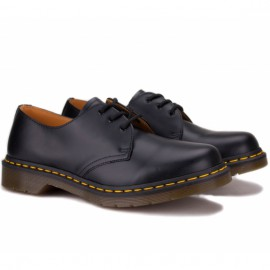 Dr.martens 11837002-1461 smooth 43(9)(р) туфли black 100% кожа