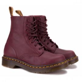 Dr.martens pascal virginia 13512411-1460 44(10)(р) ботинки cherry red 100% кожа