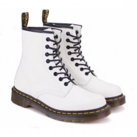 Dr.martens womens smooth 10072100-1460 37((4)(р) ботинки white 100% кожа