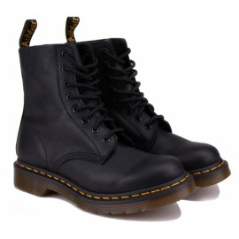 Dr.martens pascal virginia 13512006-1460 39(6)(р) ботинки black 100% кожа