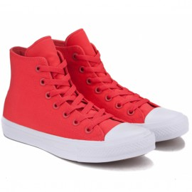 Кеды converse chuck taylor all star ii 151119c 37(4,5)(р) red текстиль