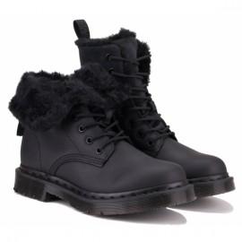 Ботинки dr.martens 1460 kolbert wintergrip 24015001-1460 38(5)(р) black