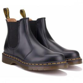 Ботинки dr.martens 2976 chelsea boots 22227001-2976 39(6)(р) black кожа