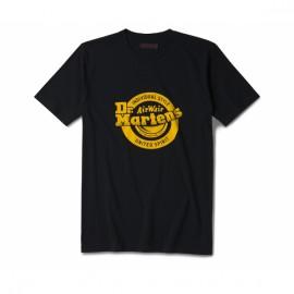 Футболка dr.martens logo t shirt ac723001 l(р) black