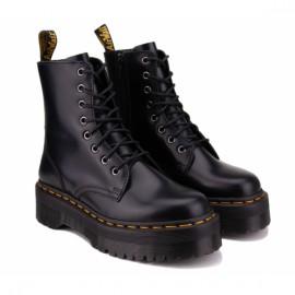 Ботинки dr.martens jadon smooth leather 15265001 36(3)(р) black кожа