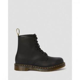 Ботинки dr. martens 1460 greasy leather 11822003 black кожа