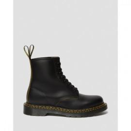 Ботинки dr. martens 1460 double stitch leather 26100032 black