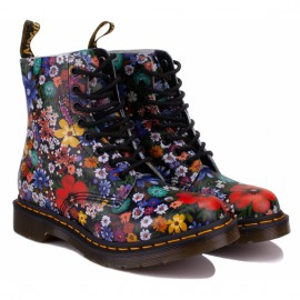Ботинки dr. martens 1460 pascal floral lace up 26113102 wanderlust backhand