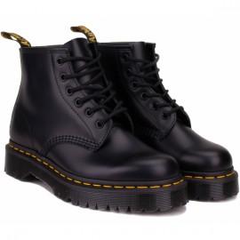 Ботинки dr. martens 101 bex smooth leather 26203001 black