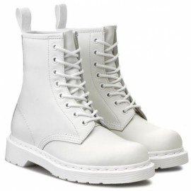 Ботинки dr. martens 1460 mono smooth leather 14357100 white