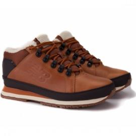 New balance h754lft 43(9,5)(р) ботинки brown кожа/шерсть