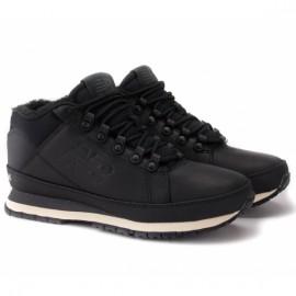 New balance hl754bn 44(10)(р) ботинки black кожа/шерсть