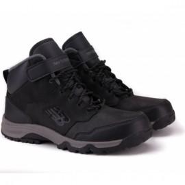 New balance kv754bly 39(6,5)(р) ботинки black 100% кожа