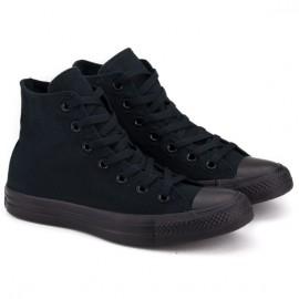 Converse chuck taylor all star m3310 40(7)(р) кеды black mono материал
