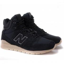 New balance mrh996bt 43(9,5)(р) кроссовки black 100% кожа