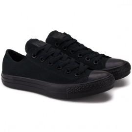 Converse chuck taylor all star m5039 37(4,5)(р) кеды black/black материал