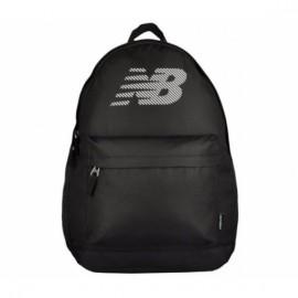 New balance action backpack 500162-000 o/s(р) рюкзак black материал