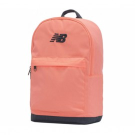 New balance core backpack 500278-804 o/s(р) рюкзак pink материал