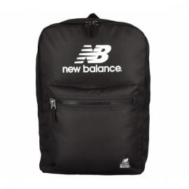 New balance booker backpack ii 500160-000 o/s(р) рюкзак black материал