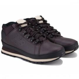 Ботинки new balance h754llb 41,5(8)(р) brown 100% кожа