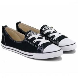 Кеды converse chuck taylor ballet lace 547162c 37,5(6,5)(р) black текстиль