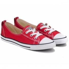 Кеды converse chuck taylor ballet lace 547166c 37,5(6,5)(р) red текстиль