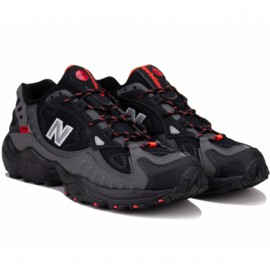 Кроссовки new balance ml703cla 41,5(8)(р) black кожа