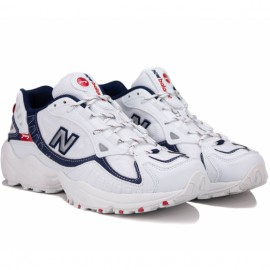 Кроссовки new balance 703 ml703clc 41,5(8)(р) white кожа