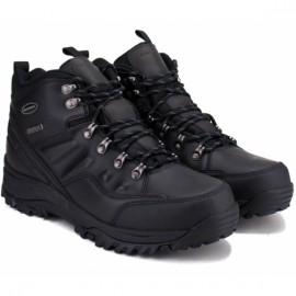 Skechers 65529/bbk(km3003) 42(9)(р) ботинки black/black материал