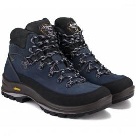 Ботинки grisport vibram 12801n92tn 41(р) navy нубук