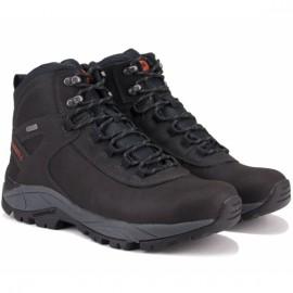Ботинки merrell vego mid waterproof j311538c 41(7,5)(р) black кожа