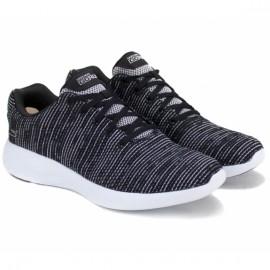 Кроссовки skechers 15066 bkw gorun 600 (kw4295) 39(р) black/white текстиль
