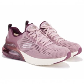 Кроссовки skechers air stratus 13278 mve (kw5143) 37(7)(р) mauve текстиль
