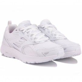 Кроссовки skechers go run 128075 wsl (kw5616) 40(10)(р) white текстиль