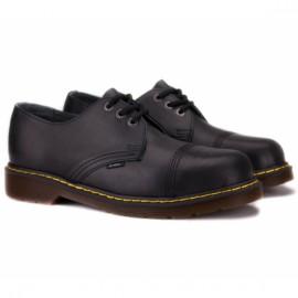 Steel 101/102/al/ken 44(р) туфли black 100% кожа