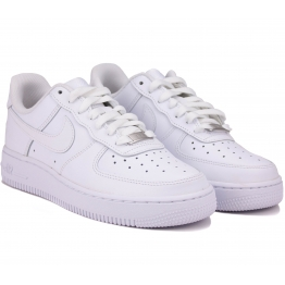 Кроссовки Nike Wmns Air Force 1 07 DD8959-100 White Кожа