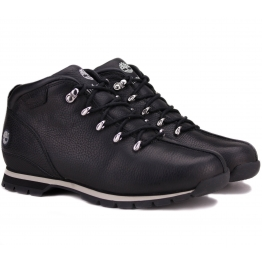 TIMBERLAND EK SPLIT ROCK 20599 40(7)(р) Ботинки Black 100% Кожа