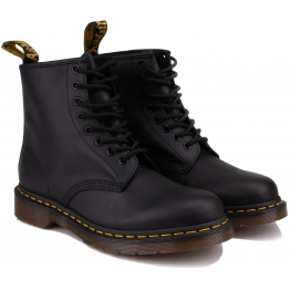 Ботинки Dr. Martens 1460 Greasy Leather 11822003 39(6)(р) Black Кожа