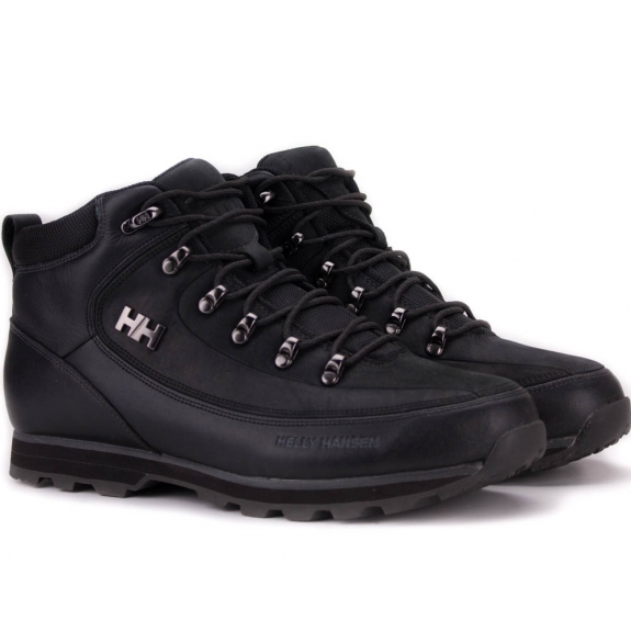 HELLY HANSEN THE FORESTER 105-13.996 44,5(10,5)(р) Ботинки Black 100% Кожа