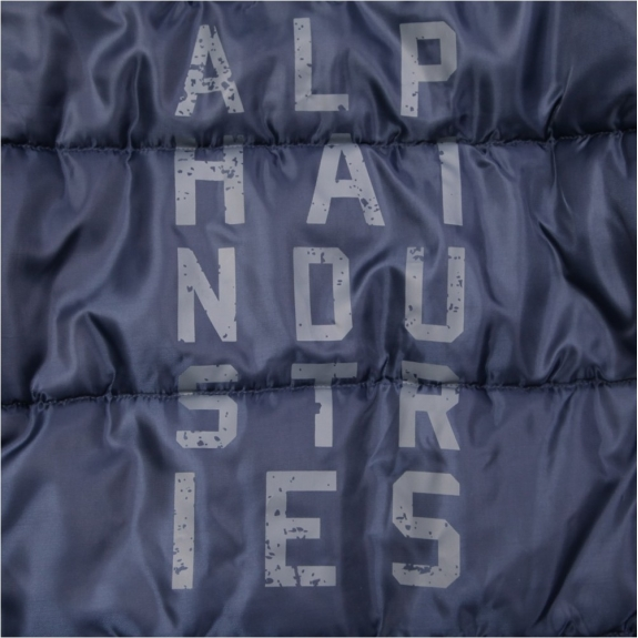 ALPHA INDUSTRIES ALTITUDE PARKA MJA43917C1 2XL(р) Replica Blue нейлон