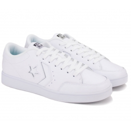CONVERSE STAR COURT OX SNEAKERS 159802C 41(8)(р) Кроссовки White/White 100% Кожа