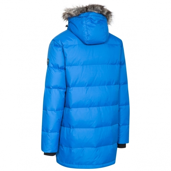 КУРТКА TRESPASS BAIRD DOWN PARKA JACKET MAJDOM20005-BL-M L(р) Blue