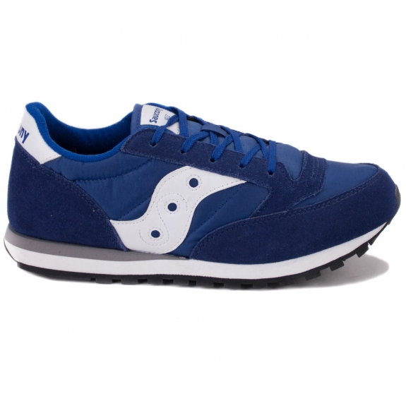 SAUCONY JAZZ ORIGINAL SY55996 37,5(5,5)(р) Кроссовки Navy Замша/Материал