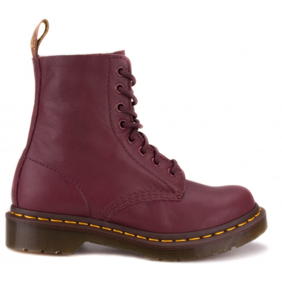 DR.MARTENS PASCAL VIRGINIA 13512411-1460 44(10)(р) Ботинки Cherry Red 100% Кожа