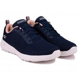 Кроссовки Skechers GoWalk Joy - Upturn 15641 NVPK (KW5088) Navy Текстиль