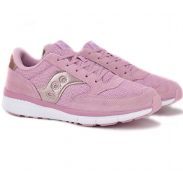 SAUCONY JAZZ LITE SY57777 37(5)(р) Кроссовки Pink Замша/Материал