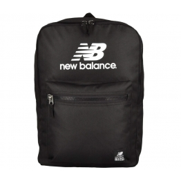 NEW BALANCE BOOKER BACKPACK II 500160-000 O/S(р) Рюкзак Black Материал