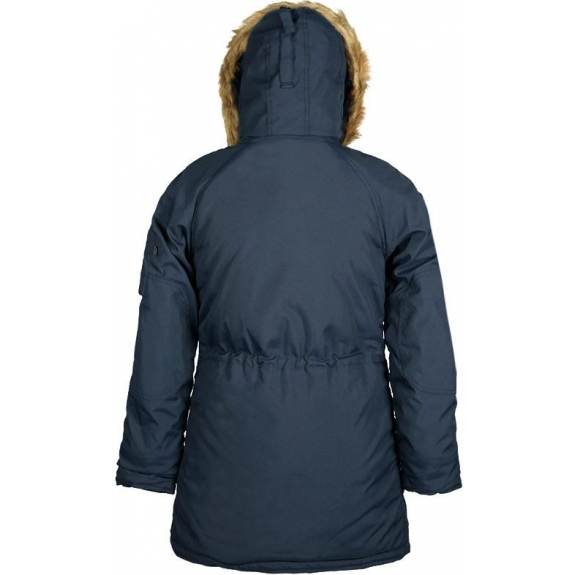ALPHA INDUSTRIES ALTITUDE W PARKA WJA44503C1 M(р) Replica Blue нейлон