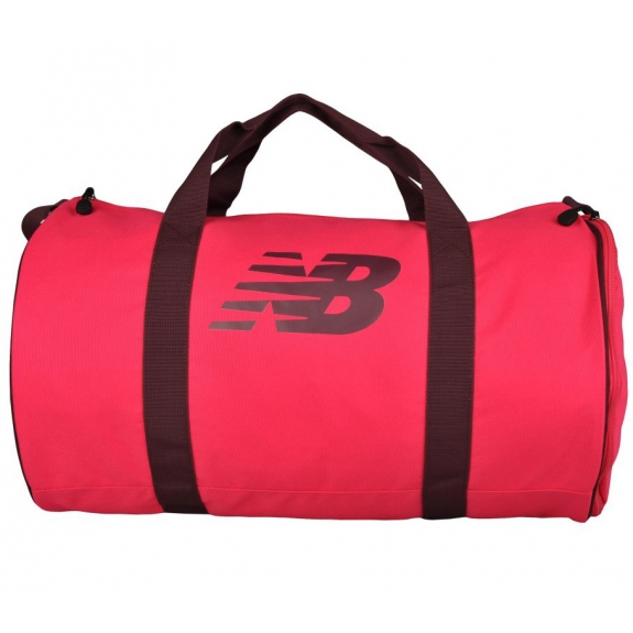 NEW BALANCE BARREL DUFFEL 500005-662 O/S(р) Сумка Fuxia Материал
