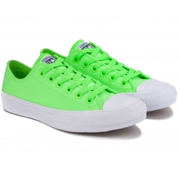 КЕДЫ CONVERSE CHUCK TAYLOR ALL STAR II 151122C 37(4,5)(р) Кеды Текстиль